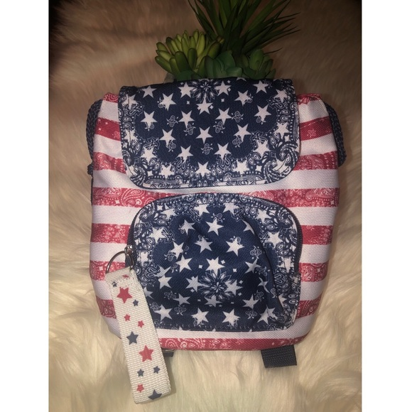 Claire's Handbags - Claire's Mini USA backpack